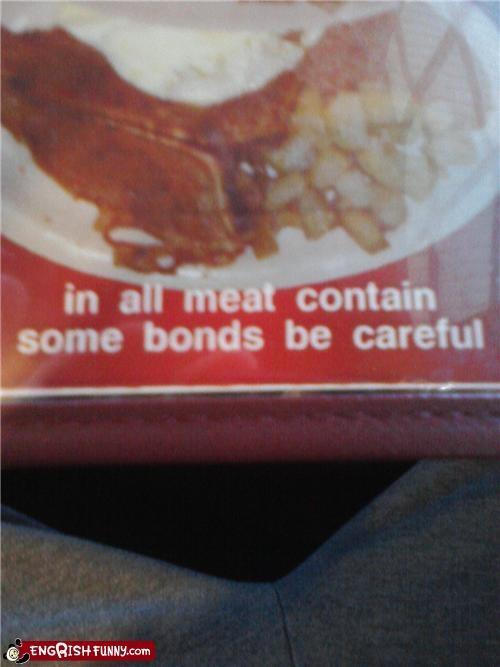 Gold Bond? Or Bail Bonds