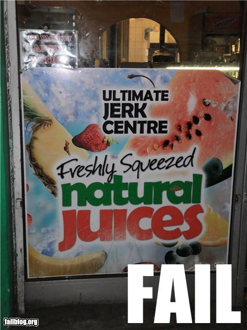 Freshly Squeezed Fail