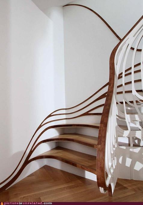 Melting Stairs