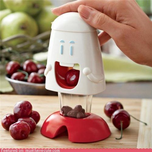 cherries,gadget,kitchen,pits