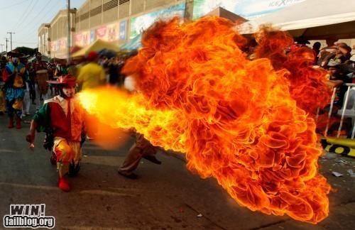 Carnival Fire WIN