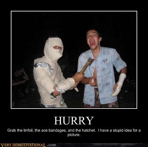 bad idea,picture,costume,idiots