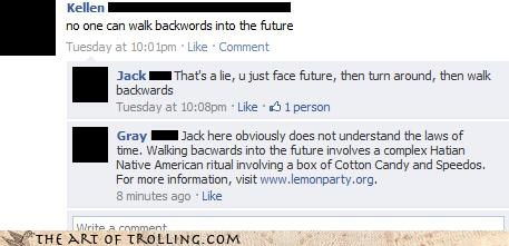 backwards,cotton candy,facebook,future,lemonparty,old,Speedos,time