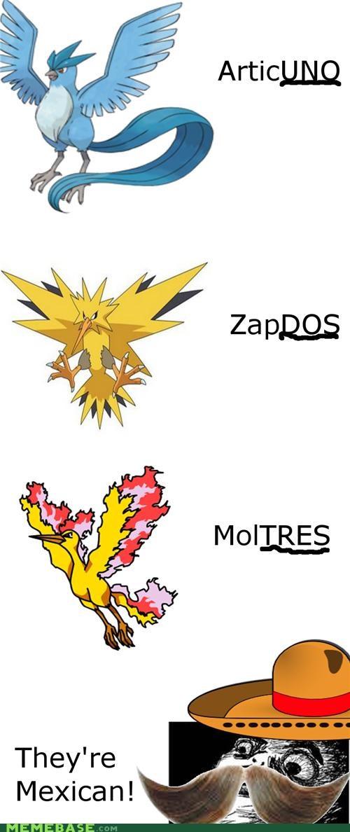 Los Pokemanos