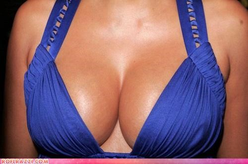 Celebrity Cleavage Guess Who!