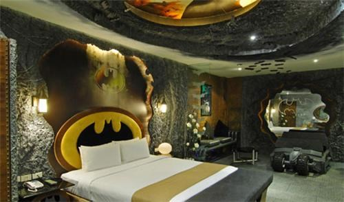 Sexy Batcave Of The Day
