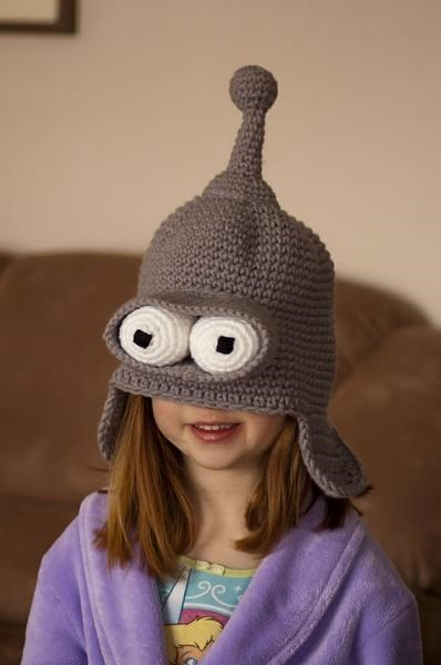 Futurama-Themed Headgear of the Day