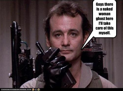 Venkman Always Looked After His Friends