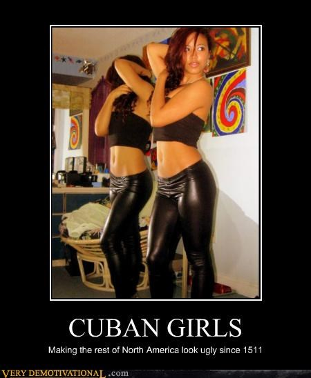 CUBAN GIRLS