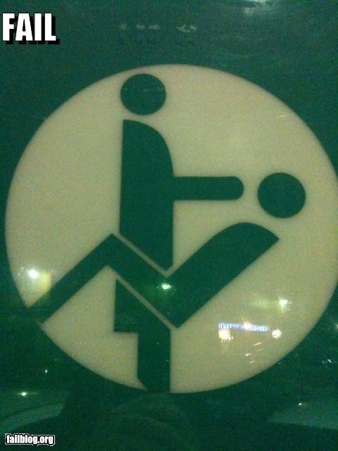 Destist sign