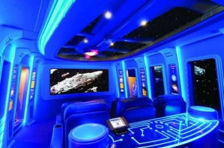 Star Wars Home Theater Of The Day