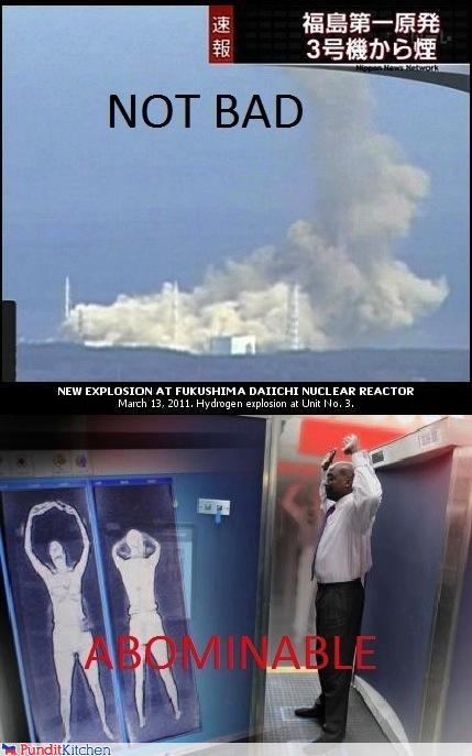 anger,Japan,multipanel,Natural Disasters,nuclear reactors,priorities,TSA,Tsunami