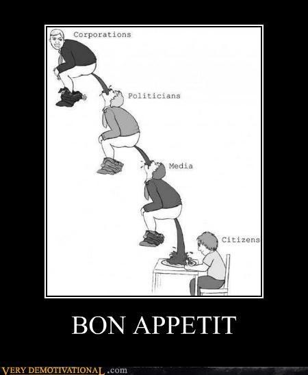 bon appetit,citizens,comics,corporations,Media,politics