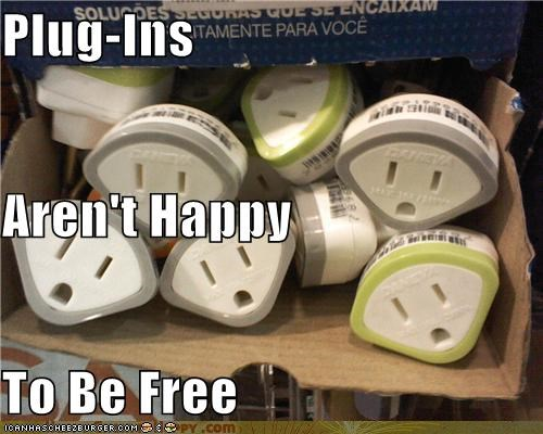 Plug-Ins Aren't Happy To Be Free