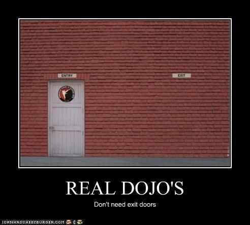 REAL DOJO'S