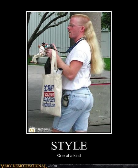 style,mullet,eww,booty
