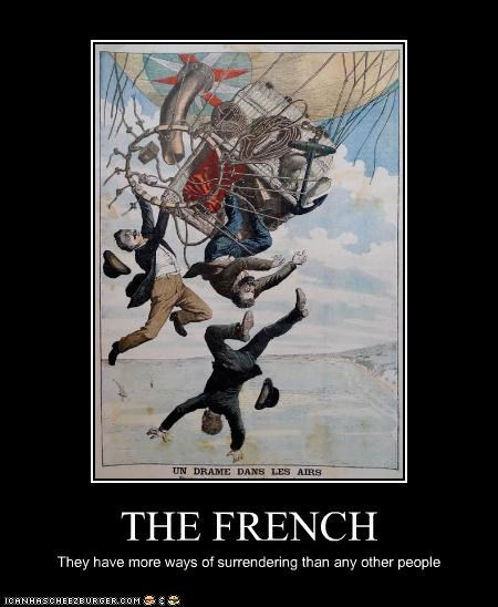 THE FRENCH