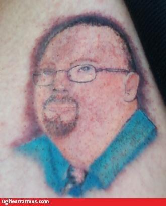 glasses,tattoos,portrait,beards,funny