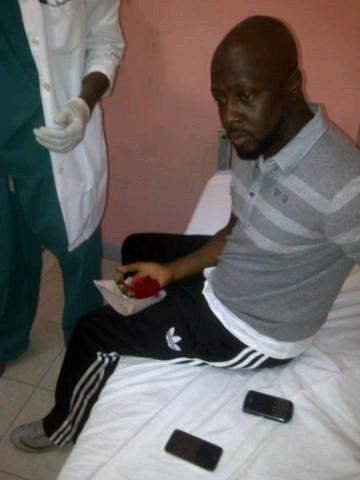 Shooting Incident of the Day: Wyclef Jean Wounded In Haiti