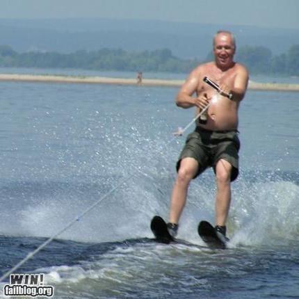 Waterskiing WIN