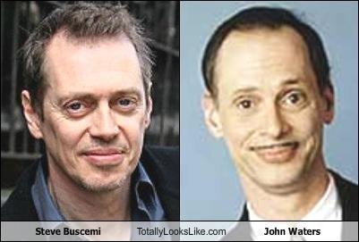 Steve Buscemi Totally Looks Like John Waters