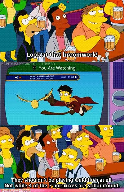 Moe Makes A Great Point...