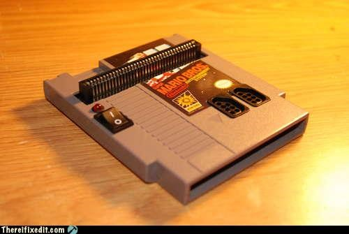 Not-A-Kludge: Cartridge System