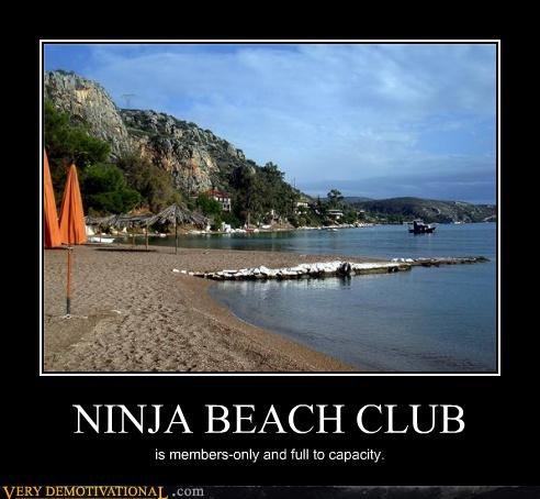 NINJA BEACH CLUB