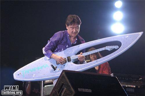 Surfboard Guitar WIN
