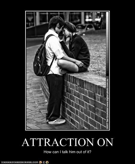 ATTRACTION ON