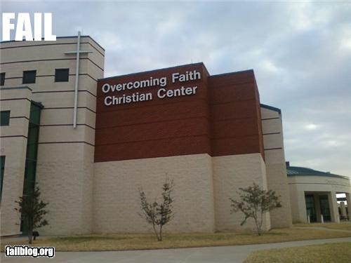 Christian Center Fail
