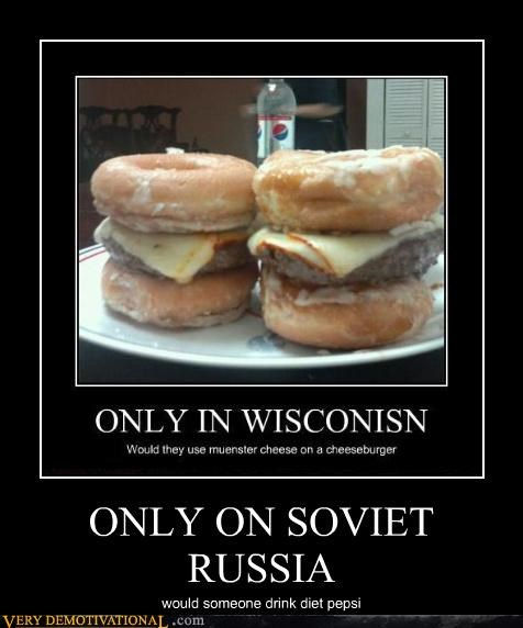 ONLY ON SOVIET RUSSIA