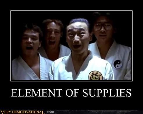 Classic: ELEMENT OF SUPPLIES