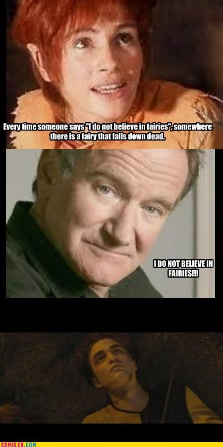 Robin Williams is a Dreamer