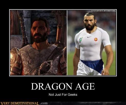 awesome,beard,dragon age,soccer