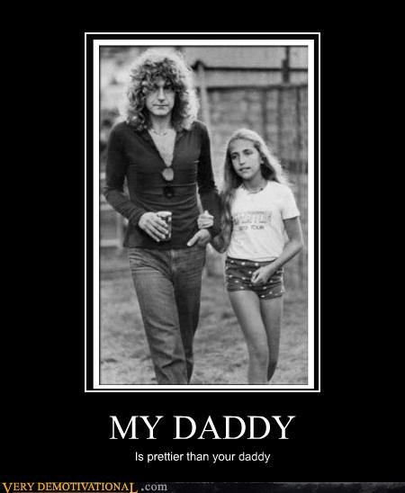 mantastic,my daddy,pretty,rock star