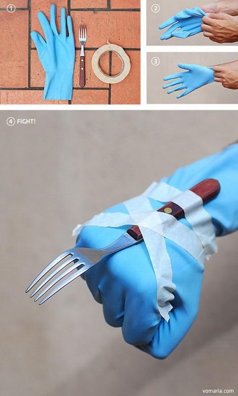 DIY Wolverine Of The Day