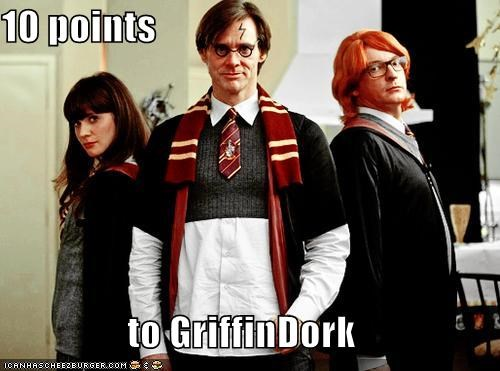 10 Points To GriffinDork!