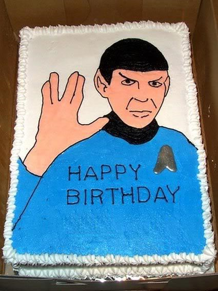 Happy 80th Birthday Of The Day: Leonard Nimoy
