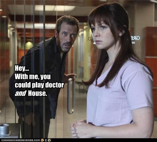 Just Another Dirty Old Doctor...