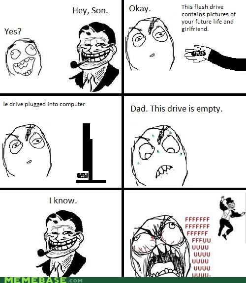 Troll Dad: This Is Your Life