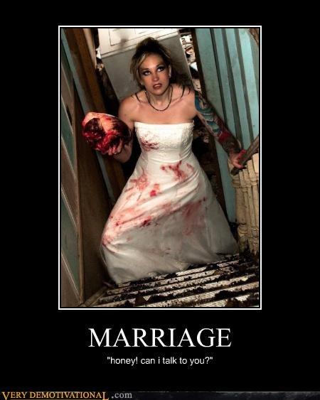 bad news,marriage,murderous,wife