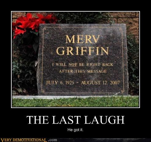 merv griffin,tombstone