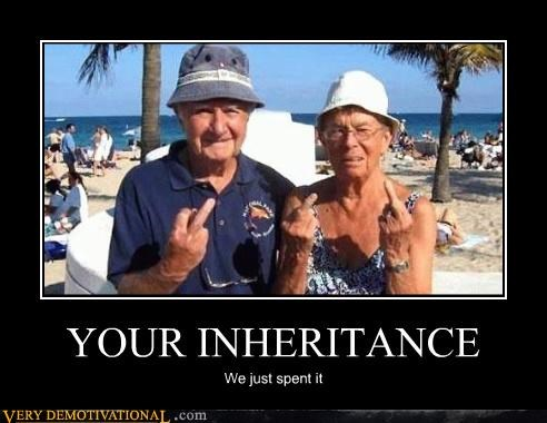 YOUR INHERITANCE