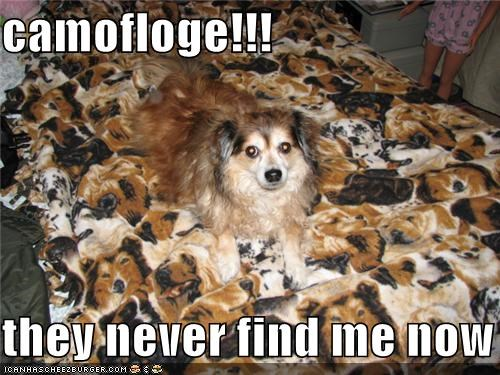 camofloge!!!  they never find me now