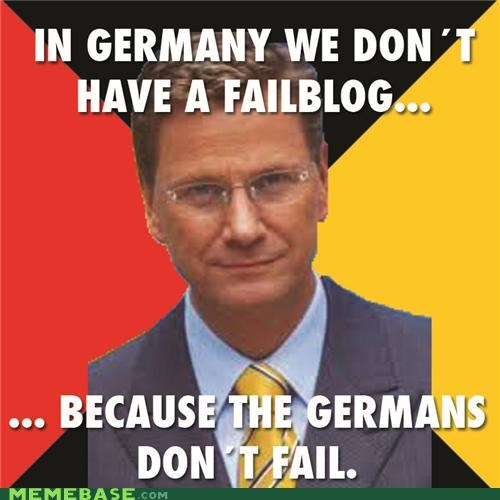 Ze Germans Don´t Fail