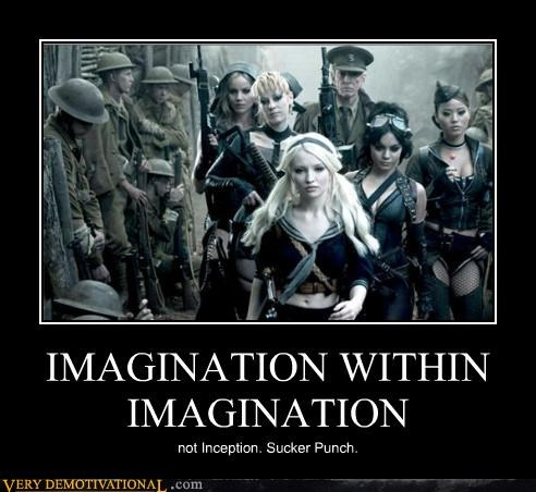 IMAGINATION WITHIN IMAGINATION