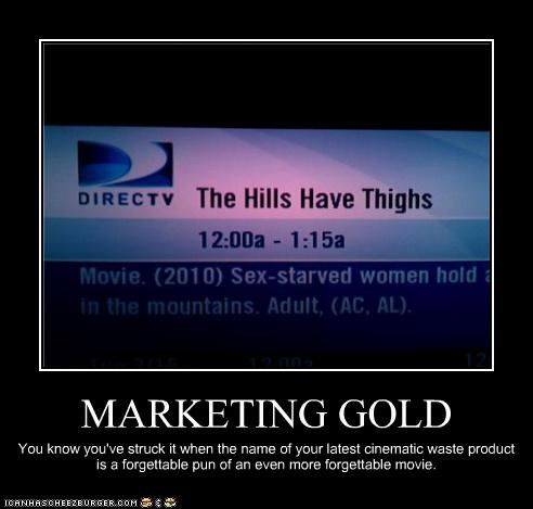 MARKETING GOLD