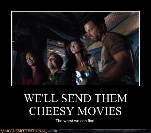 cheesy movies,Firefly,mash up,mst 3k