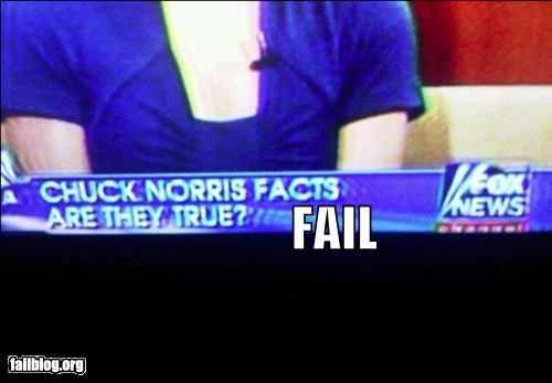 captions,chuck norris,facts,failboat,FAQs,fox news,g rated,news,really,television